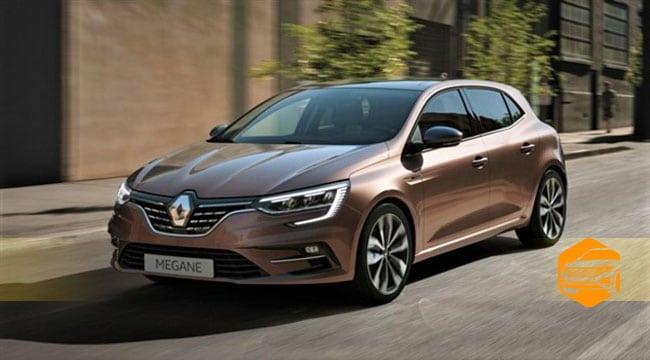 Renault Megane 4 BVA