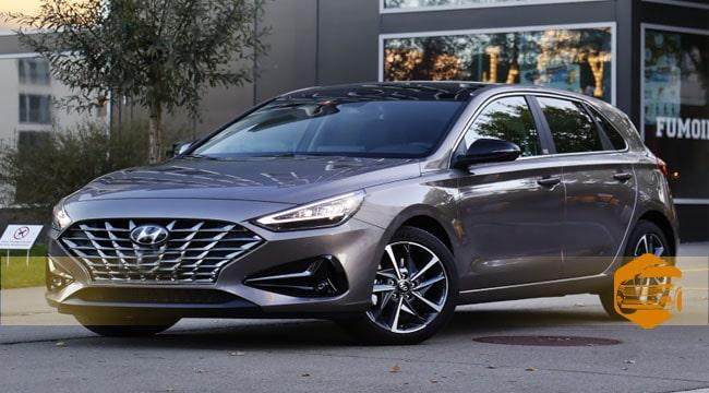 Hyundai i30 BVA