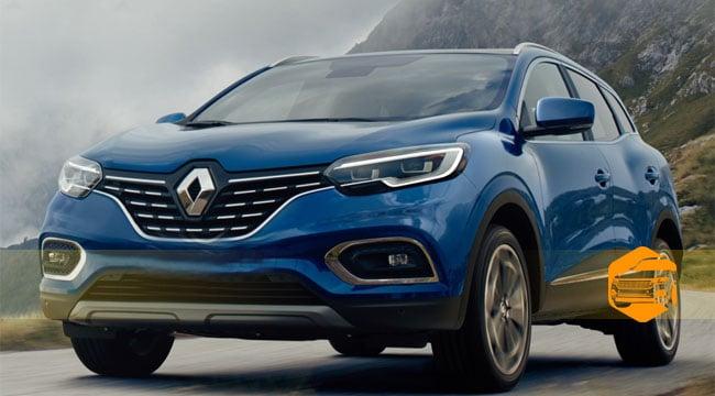Renault Kadjar BVA