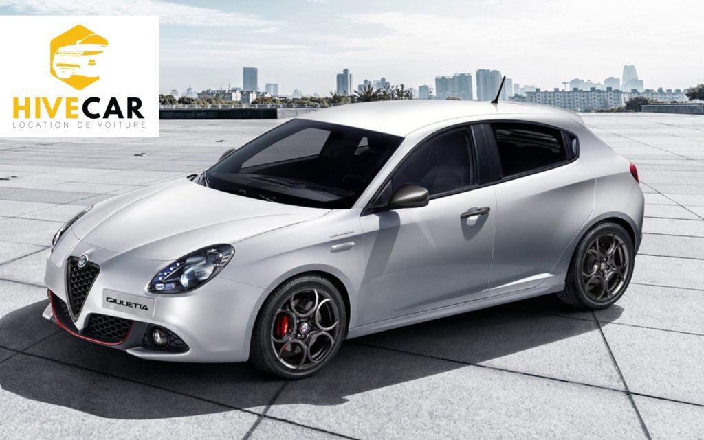Alfa Romeo Giulietta BVA