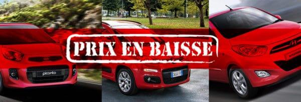 HiveCar baisse les prix, profitez-en !!
