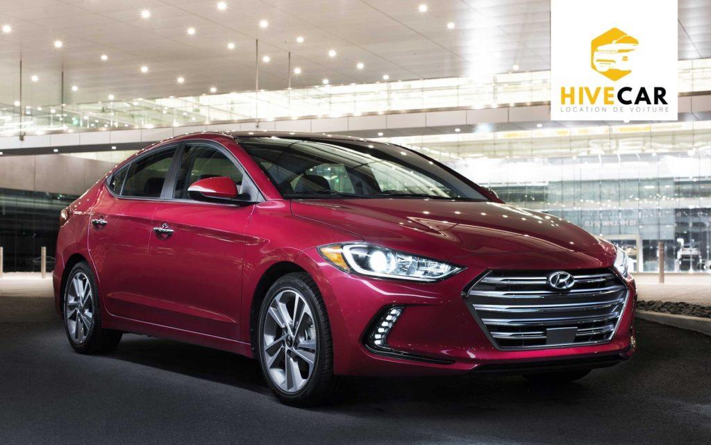 Hyundai Elantra BVA