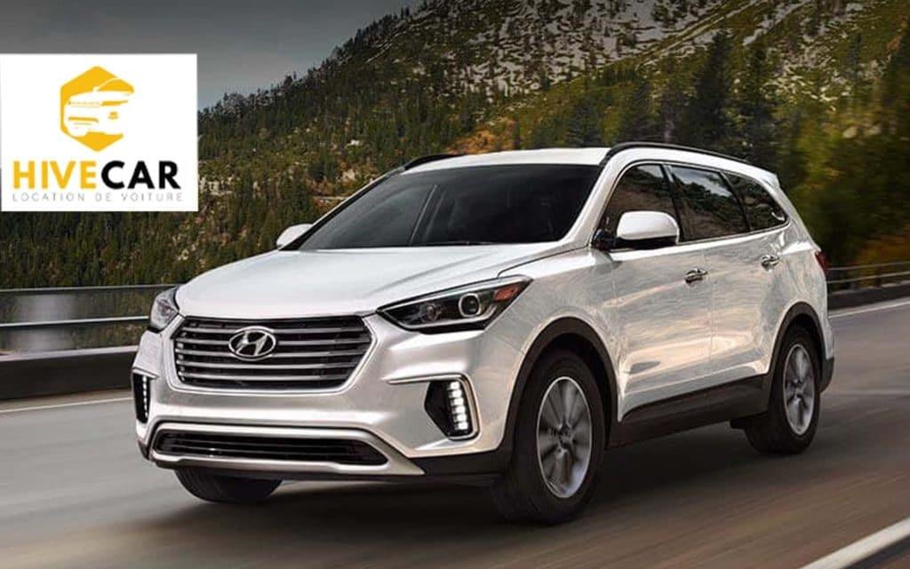 Hyundai Santafe BVA
