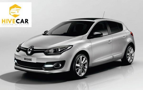 Renault Megane 3 Hivecar Location Voitures Casablanca