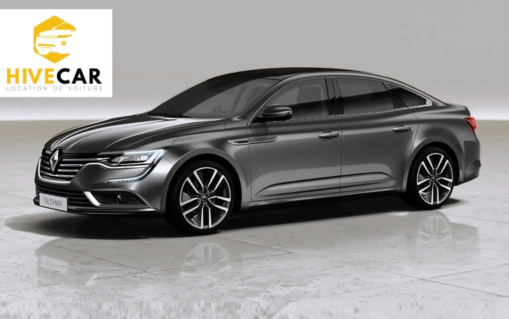 Renault Talisman BVA