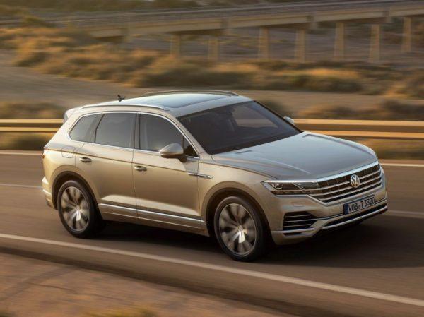 Louez la New Volkswagen touareg