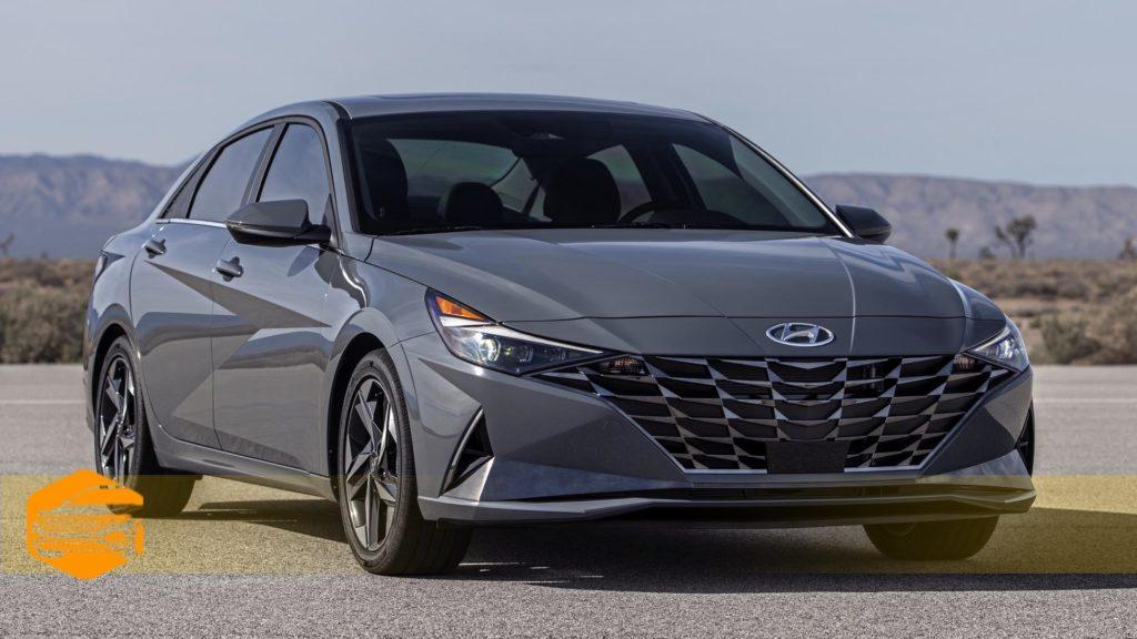 Hyundai Elantra BVM