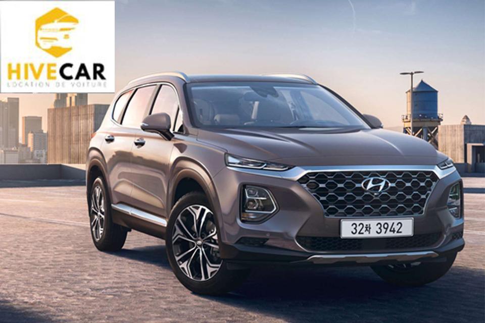 Hyundai new Santafe BVA